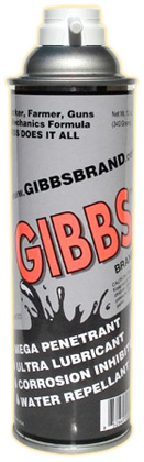 gibbs brand lubricant mike's auto body